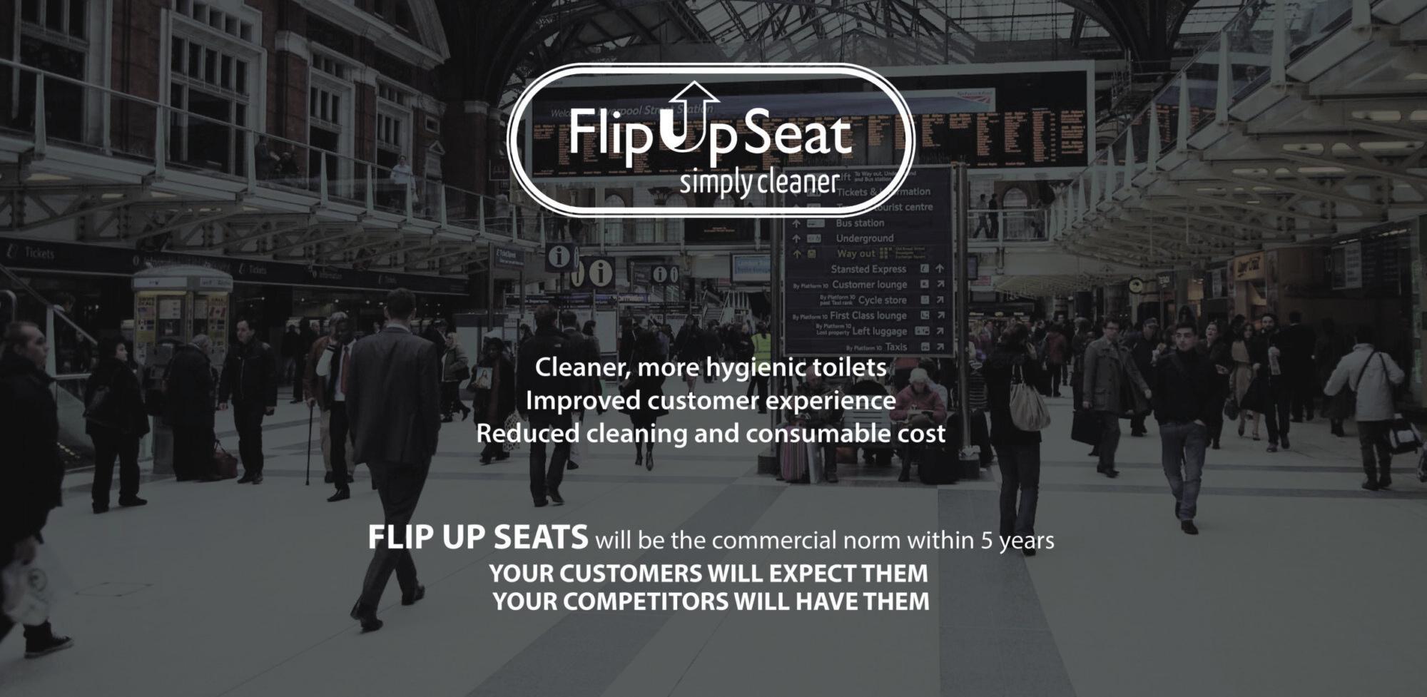 FlipUp Seat
